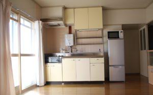 新保住宅 室内一例